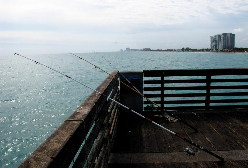 Free fishing day is here but restrictions still apply for Dania beach fishing pier