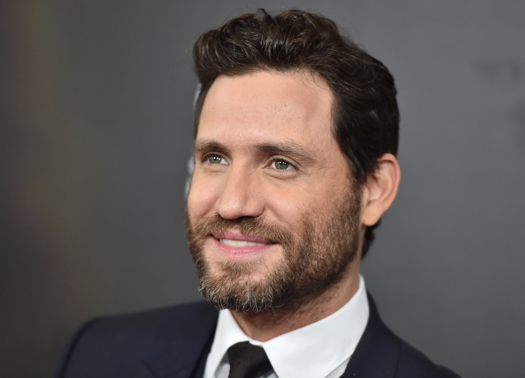 Edgar Ramirez arrives at the Hollywood Film Awards at the Beverly Hilton Hotel on Sunday, Nov. 1, 2015, in Beverly Hills, Calif. (Photo by Jordan Strauss/Invision/AP)