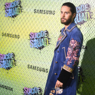 "Jared Leto attends the ""Suicide Squad"" World Premiere at The Beacon Theatre on August 1, 2016 in New York City."