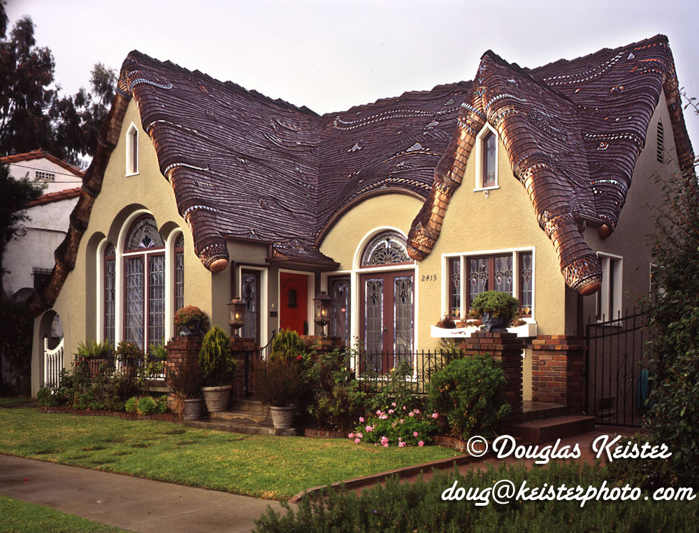 Take two slideshow storybook homes how hollywood made its mark on southern california - Storybook houses dreamy home ...