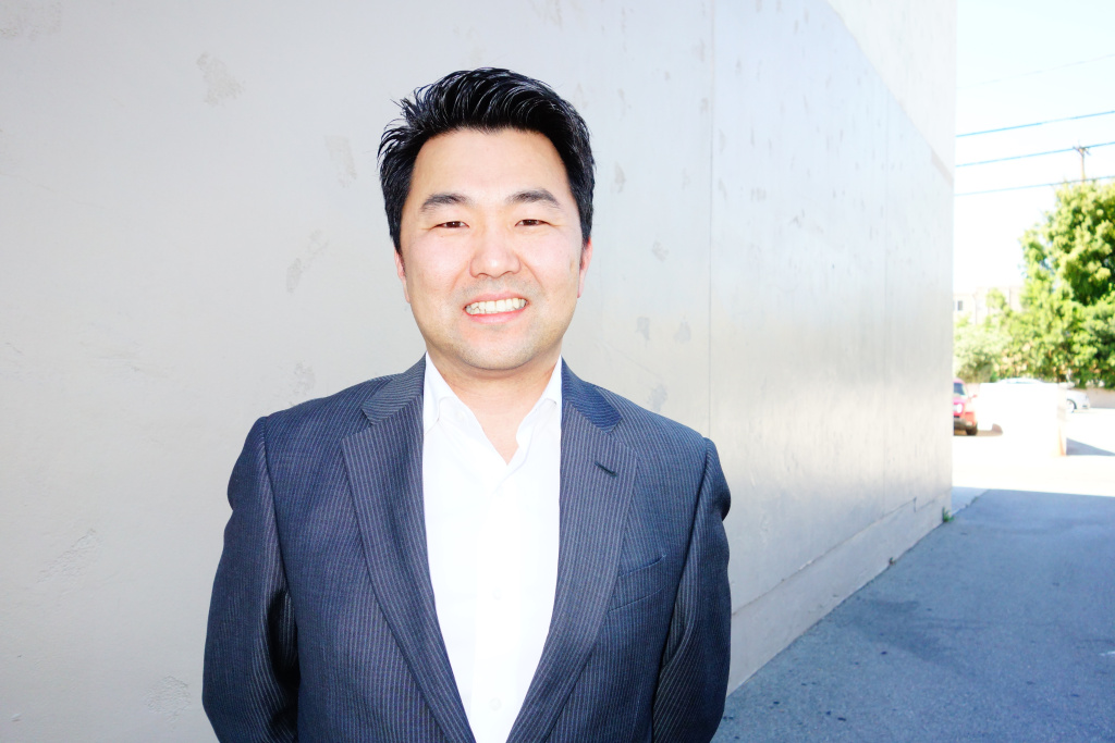 Los Angeles City Council District 4 candidate David Ryu.