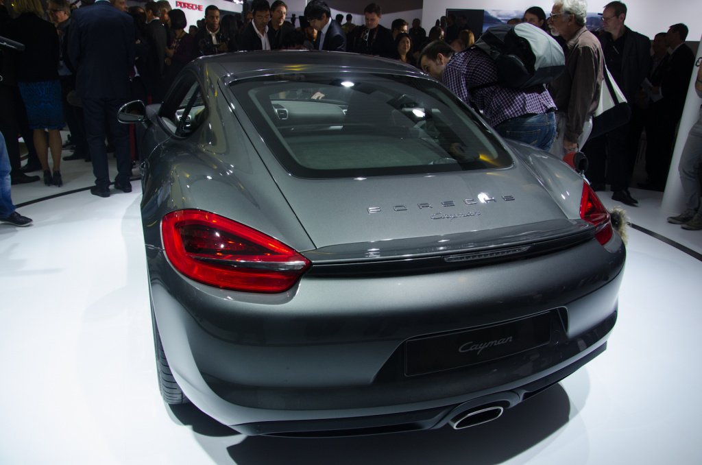La Auto Show German Performance And Italian Style In