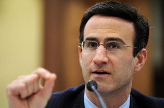 Peter Orszag, director of the Office of Management and Budget, testifies before the House Appropriations Full Committee Hearing on Fiscal Year 2011 Budget and Economic Outlook on March 16, 2010 on Capitol Hill in Washington.