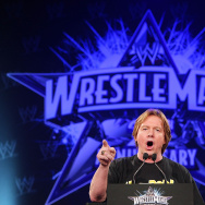 WrestleMania 25th Anniversary Press Conference