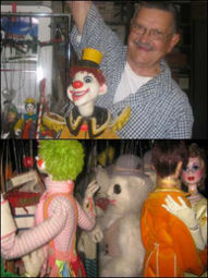 Puppeteers say working a Bob Baker marionette is like playing a Stradivarius.