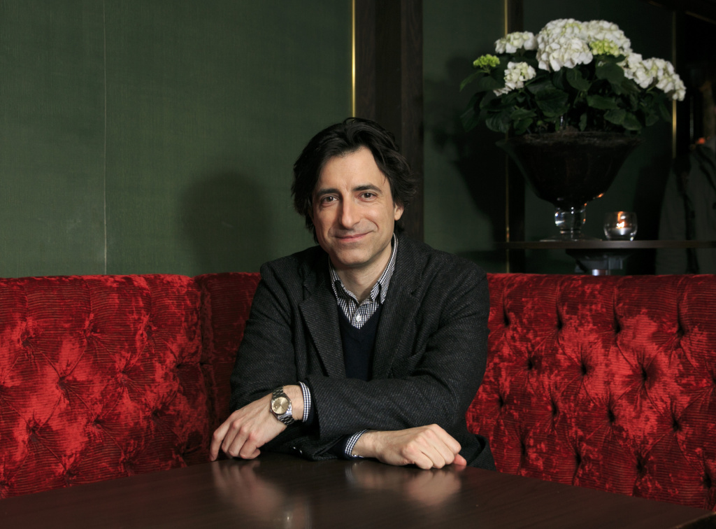 Noah Baumbach is the writer/director of