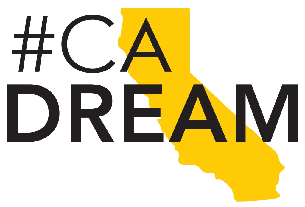 California Dream Logo