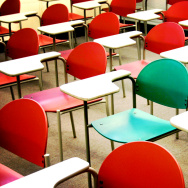 desks school classroom class chairs