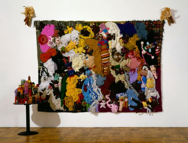 MORE LOVE HOURS THAN CAN EVER BE REPAID AND THE WAGES OF SIN, Mike Kelley, 1987