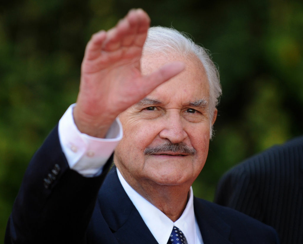 Mexican novelist, essayist and diplomat Carlos Fuentes has died. He was 83.