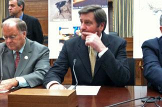 Congressman John Garamendi pushes for permanent ban on offshore oil drilling off west coast