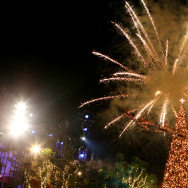 The Grove's 11th Annual Christmas Tree Lighting Spectacular Presented By Citi