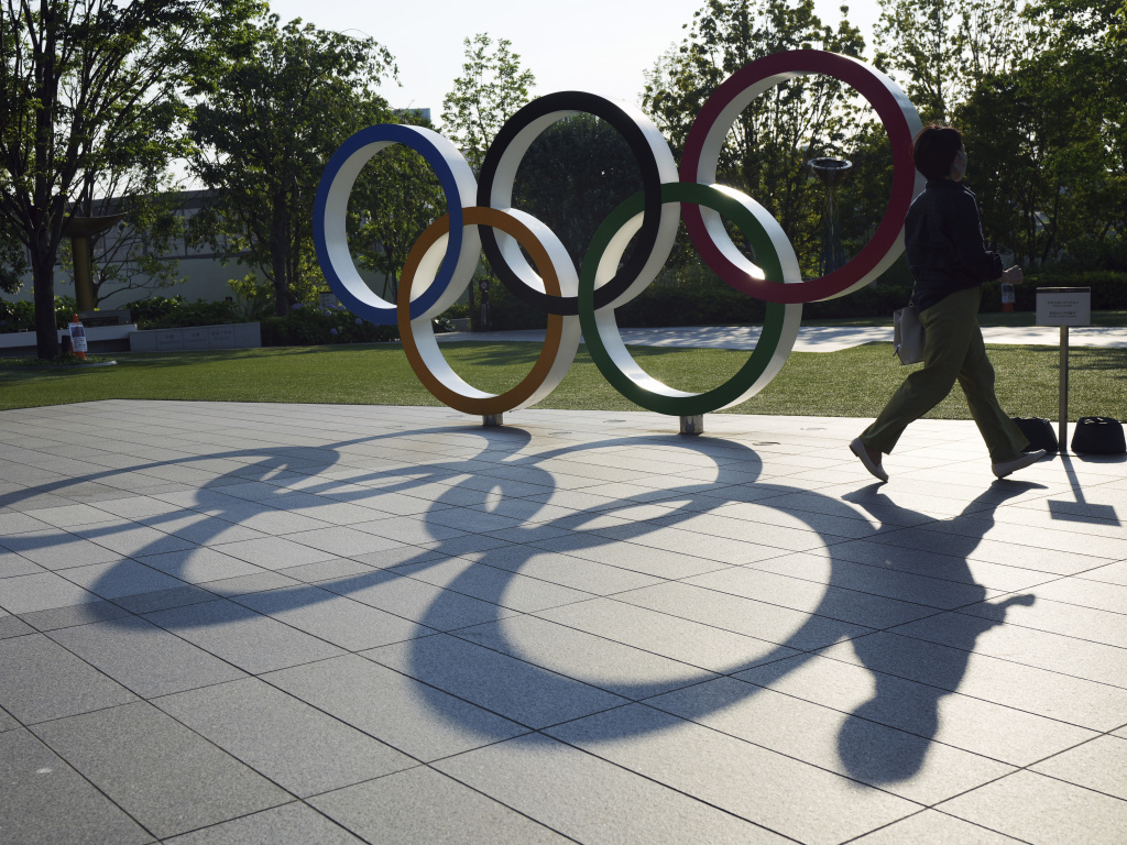Organizers for the Tokyo Olympics announced Monday they will allow some domestic fans to watch the games once they begin in July.