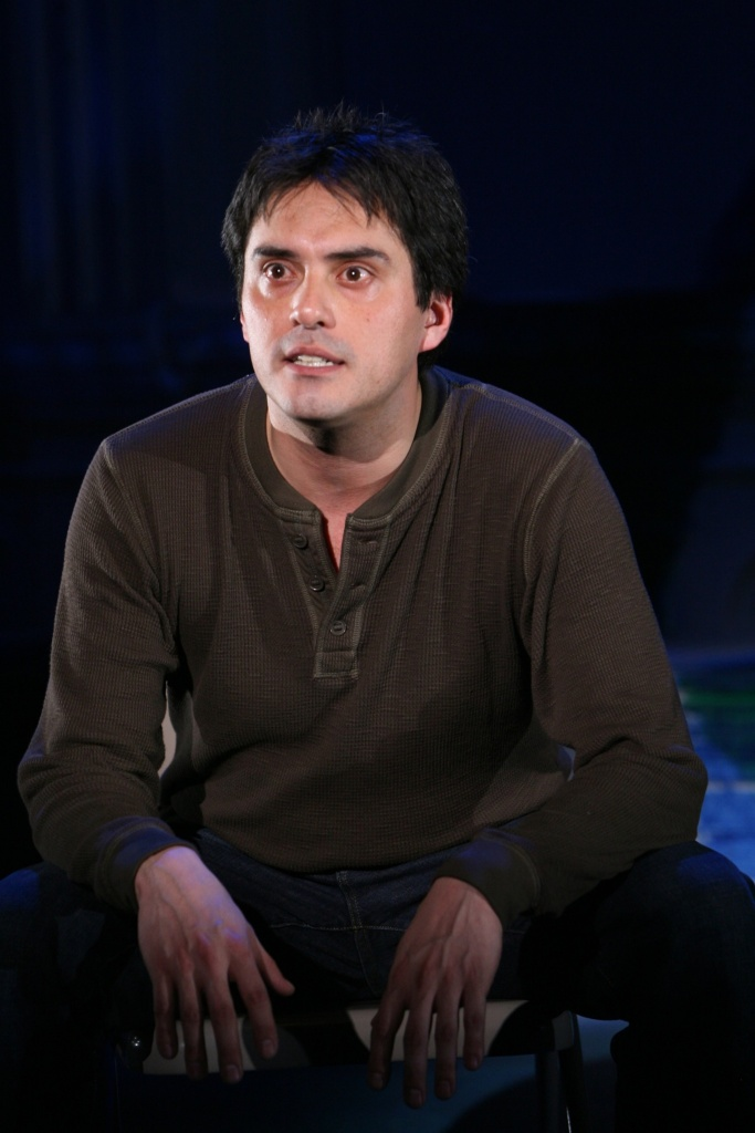 """""""Tales of an Urban Indian"""" features Canadian playwright/actor Darrell Dennis."""