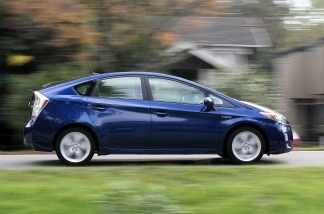 The 2010 Toyota Prius was on the recall list