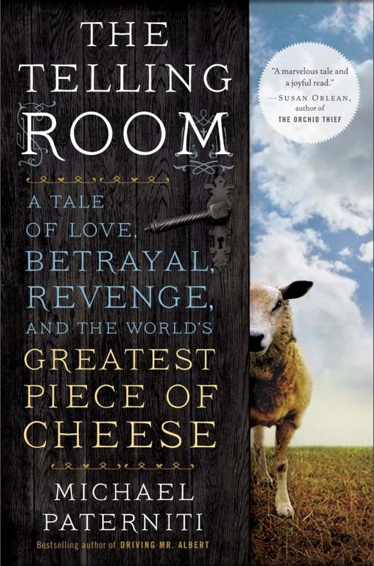 Cover for Michael Paterniti's book