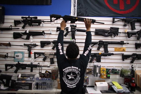 Exploring California statehouse gun legislation