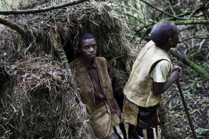 In 1991, the Batwa forest people of Uganda were evicted from their land when two national parks were created to protect the shrinking habitat of the endangered mountain gorilla. A new program is trying to help them earn money and reconnect with their roots.