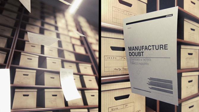 """Merchants of Doubt,"" a new documentary from Robert Kenner."