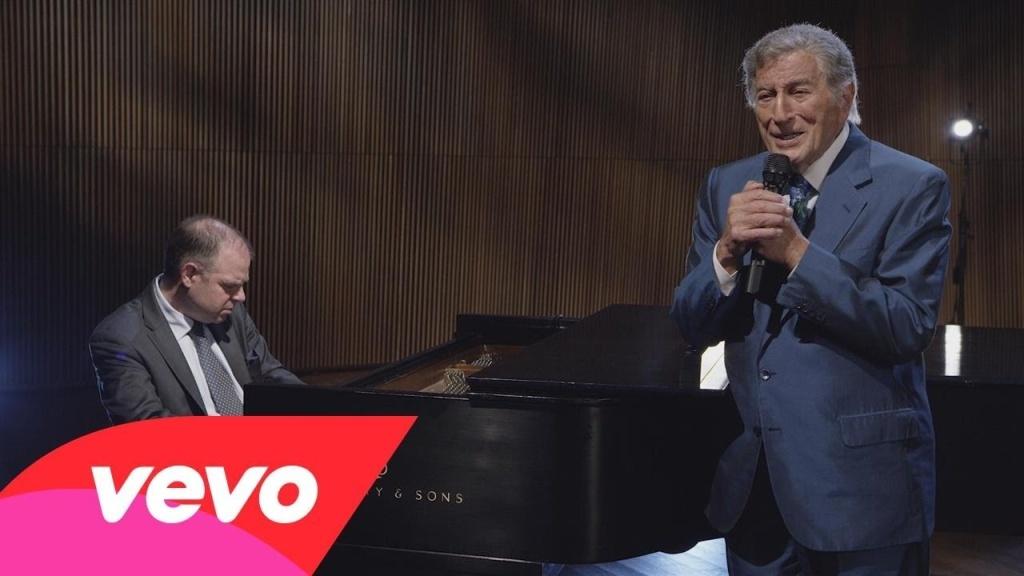 Tony Bennett and Bill Charlap perform