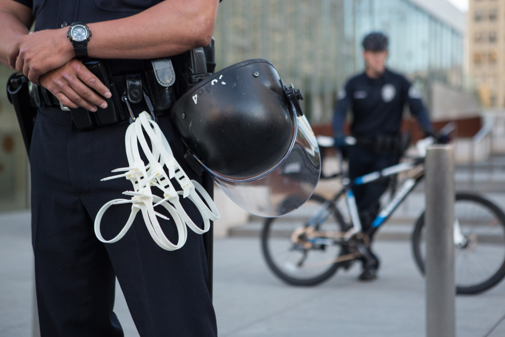 The LAPD and LADOT conduct four to 10 stings per month to arrest drivers who violate the bandit taxi law.