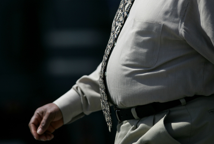 Obesity Epidemic Hits California