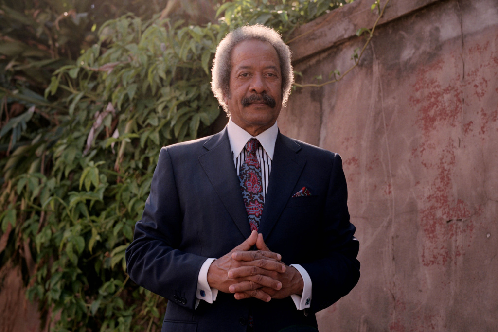 "Allen Toussaint's final album, ""American Tunes,"" was recorded at his home in New Orleans and in Los Angeles."