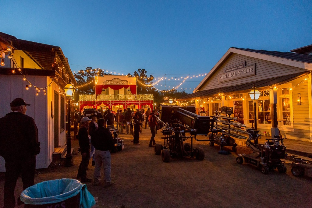 Enjoy a movie under the stars this weekend at Paramount Ranch.