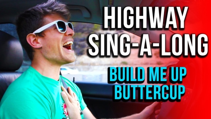 Sing-a-long on The 405: Freeway karaoke saves from the