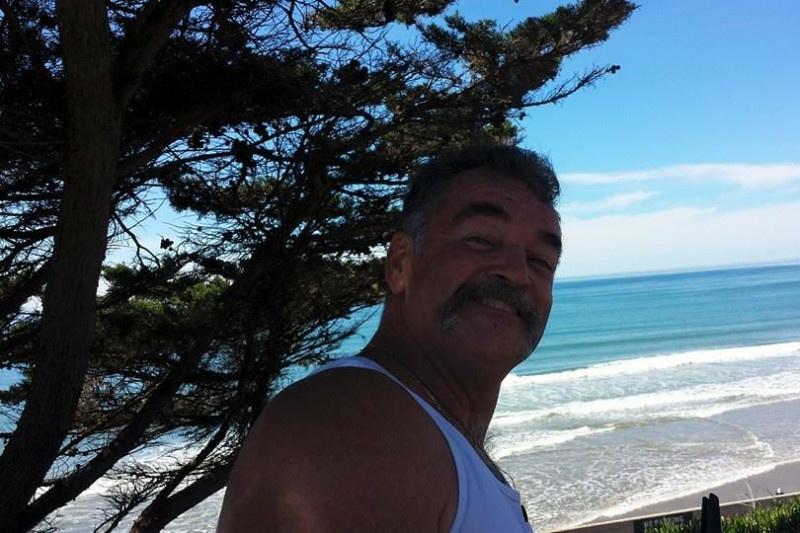 Las Vegas shooting victim John Phippen, 56.