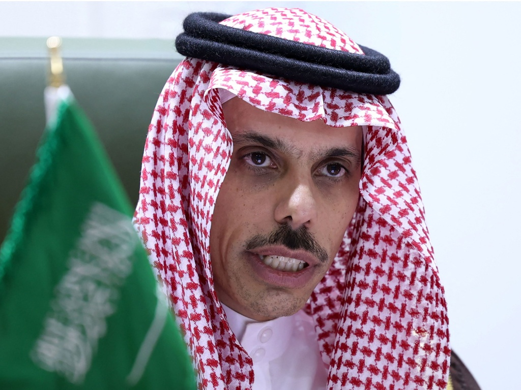 Saudi Foreign Minister Faisal bin Farhan Al Saud proposed a ceasefire for Yemen on Monday, speaking from Riyadh, the Saudi capital.