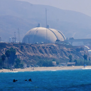 san onofre nuclear power plant beach