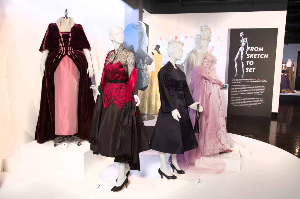 """Phantom Thread"" costumes by Mark Bridges, Academy Award nominee for Costume Design."