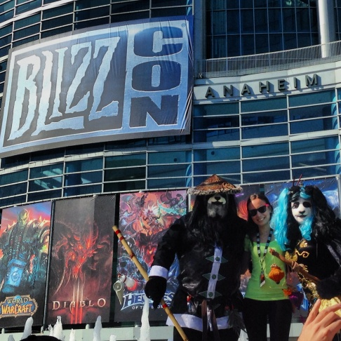 Blizzard announces new World of Warcraft expansion and more at BlizzCon 2013