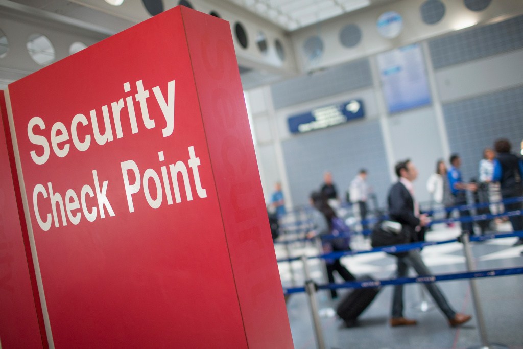 Budget cuts in the government's airport security agency have meant staffing shortages at major airports across the U.S., and lines at TSA checkpoints are getting longer and longer.