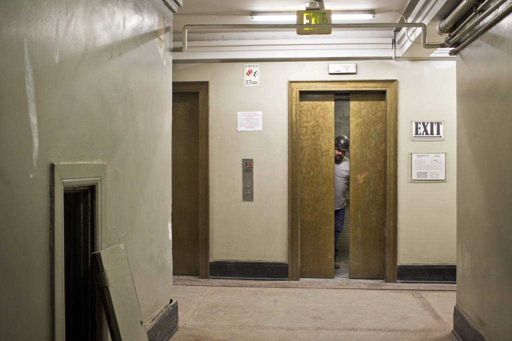 Slideshow: Downtown LA's historic Rosslyn Hotel Apartments set to become permanent housing for ...
