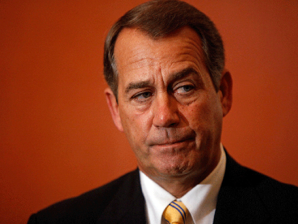 House Republican Leader John Boehner (R-OH) says his party will enact common-sense steps to lower the cost of health care if his party wins the majority in November's midterm election.