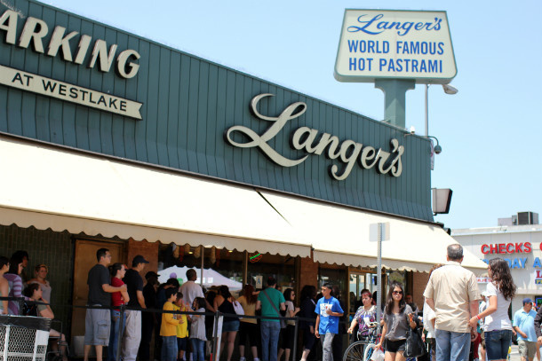 Playing hard to get: Langer's takes the day off on Sundays, and so should you.