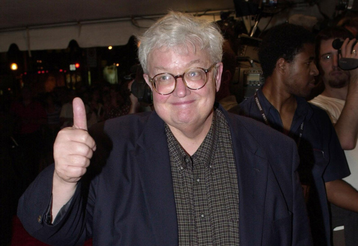 Film critic Roger Ebert arrives on the red carpet for the gala performance during the 29th annual Toronto International Film Festival September 15, 2004 in Toronto, Ontario, Canada.