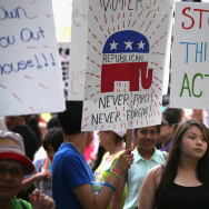 Activists Protest For Immigration Reform
