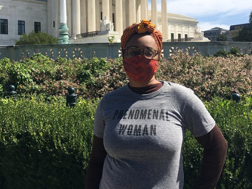 Renee-Lauren Ellis, a Washington, D.C.-area attorney, says,